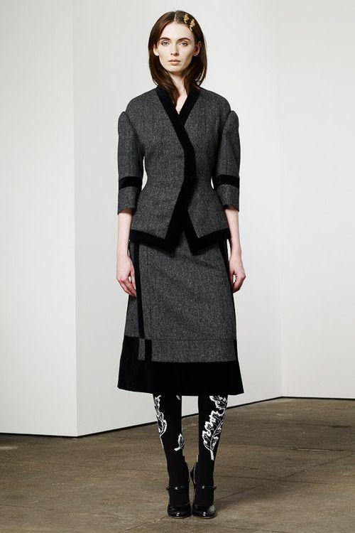 [No.22/24] THOM BROWNE. NEW YORK 2014年Pre-Fall Collection/Thom Browne   Fashionsnap.com