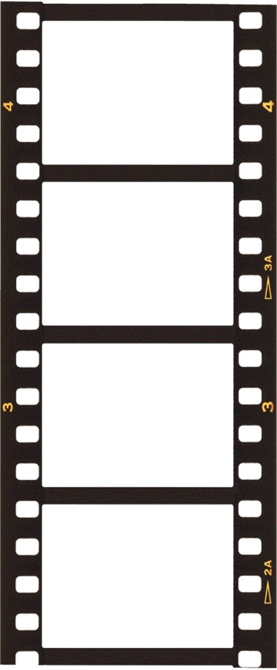 Film strip blank templates pinterest graphics for Printable film strip template