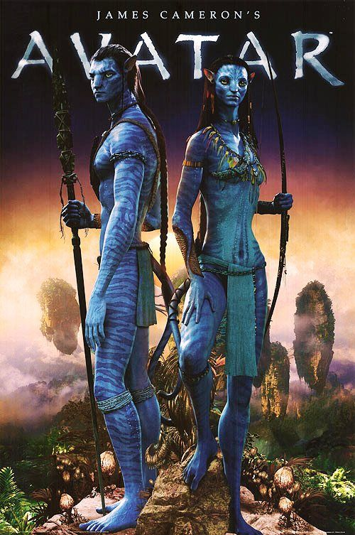 Avatar.... Not sure what people had against this movie, so I won't argue the point. I loved the way it looked and felt. And I need to get me a dragon!