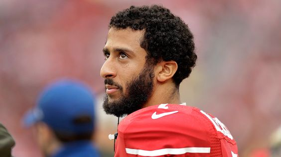 Colin Kaepernick: I'll keep sitting for anthem until meaningful change occurs