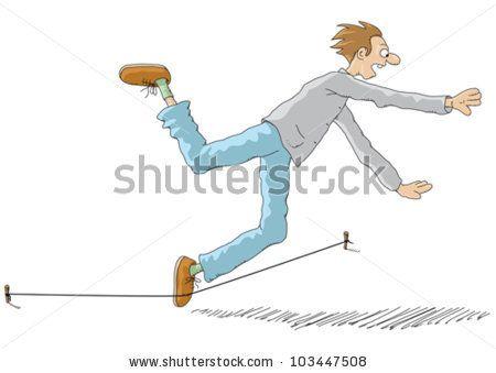 2: Draw them tripping someone by Sapphette on DeviantArt