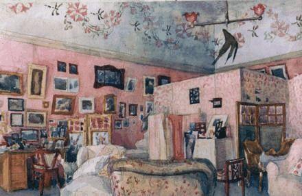 Anastasia and Marie's room