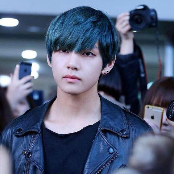 BTS, Blue Hair And Need To