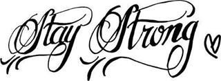 Demi lovato 39 stay strong 39 tattoo tattoo pinterest rester fort tatouages forts et demi - Stay strong tatouage ...