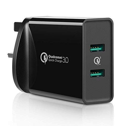 يوجرين شاحن الجدار 36w شحن سريع Qc 3 0 لسامسون Usb Travel Charger Desktop Charger Asus Zenfone
