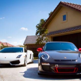 Lambo & Porsche
