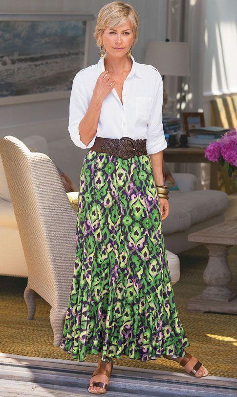 Cool Women Summer Skirts