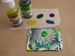 premo! Embellished Frame with Alcohol Inks | Polyform Products Company