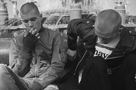 warum ist die modewelt so verrückt nach teenage-boys?