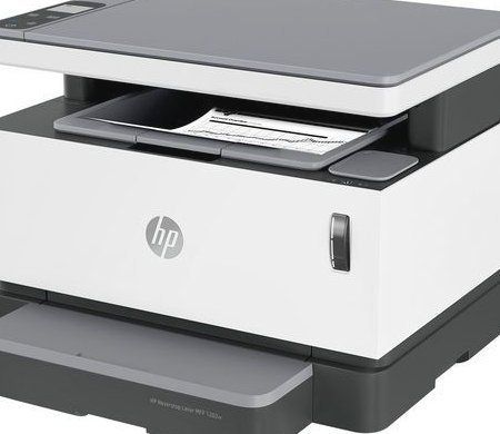 Don T Worry About Toner With The Revolutionary Hp Neverstop 1202w All In One Laser Printer Get Up To 7x More Pages Than In Laser Printer Mobile Print Printer