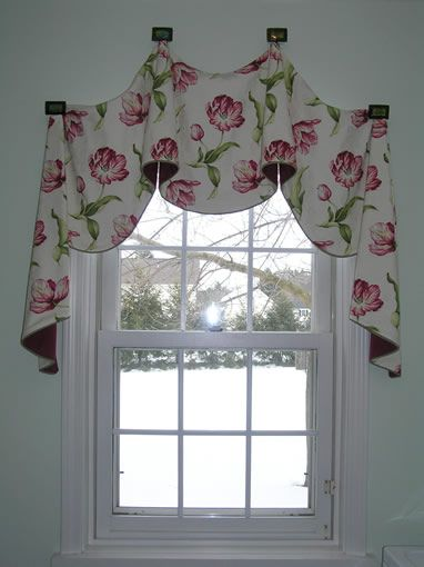 Great Panes, Rochester NY - Custom Window Treatments and Accessories - Valances Portfolio: