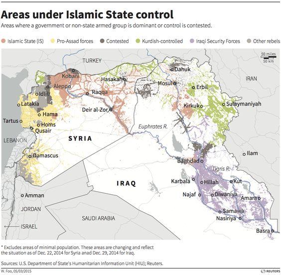 Estado Islámico, ¿realmente un estado?
