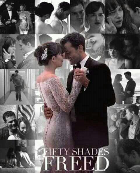 50 Shades Freed Image By Kathy Myers Shades Of Grey Movie Fifty Shades Series 50 Shades Freed
