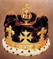 Official and Historic Crowns of the World and their Locations: Introduction and London 1