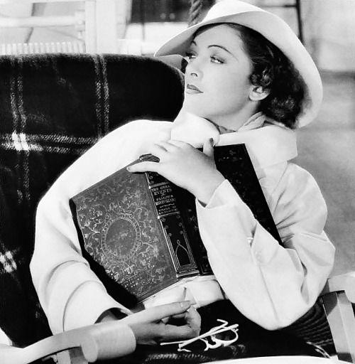 Myrna Loy in Libeled Lady (1936)