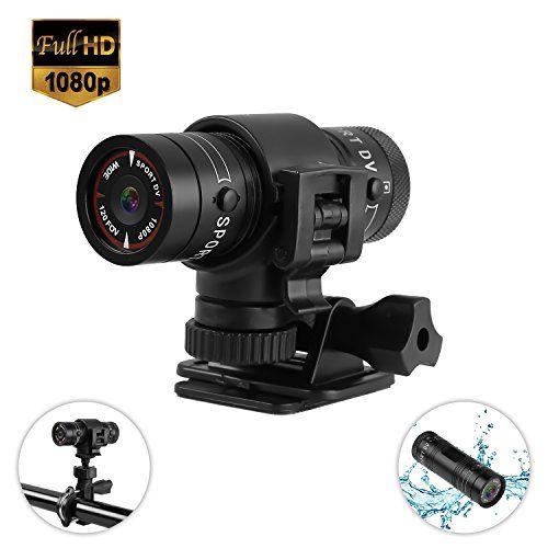 Gordve Kg006 Mini Sports Camera 1080p Full Hd Action Waterproof