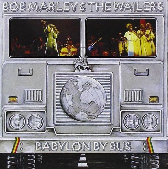 Bob Marley/Bob Marley & the Wailers Babylon by Bus 180g 2LP Vinyl Record Sealed #RootsReggae
