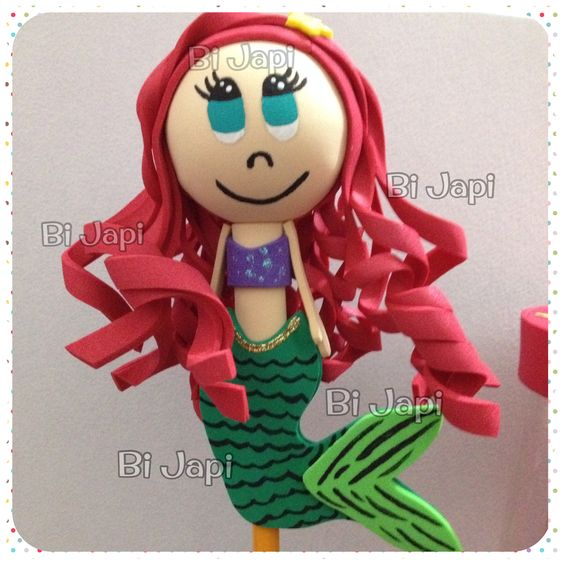 Sirenita Ariel!!! =)