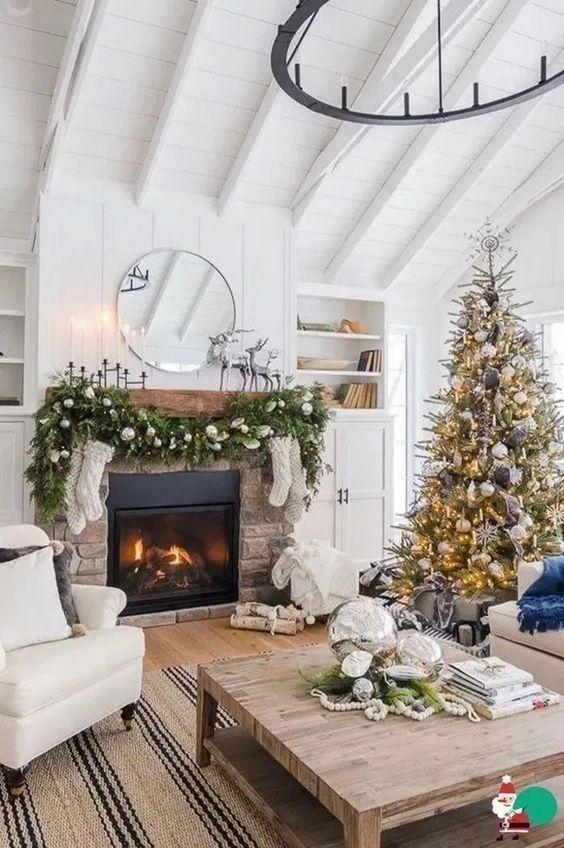 170+ simple and popular christmas decorations 31