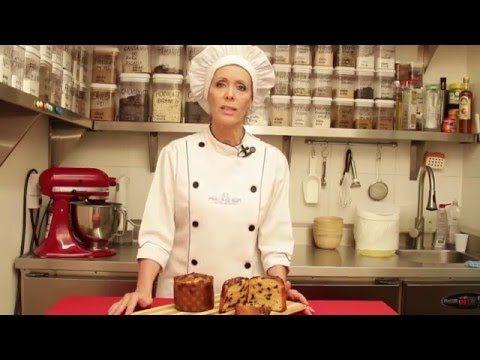 Receita de Chocotone Sem Glúten da Pra lá de Bom - YouTube