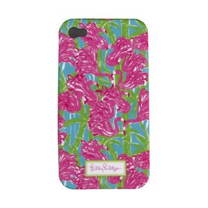 Lilly Pulitzer iPhone 4 Case - Fan Dance