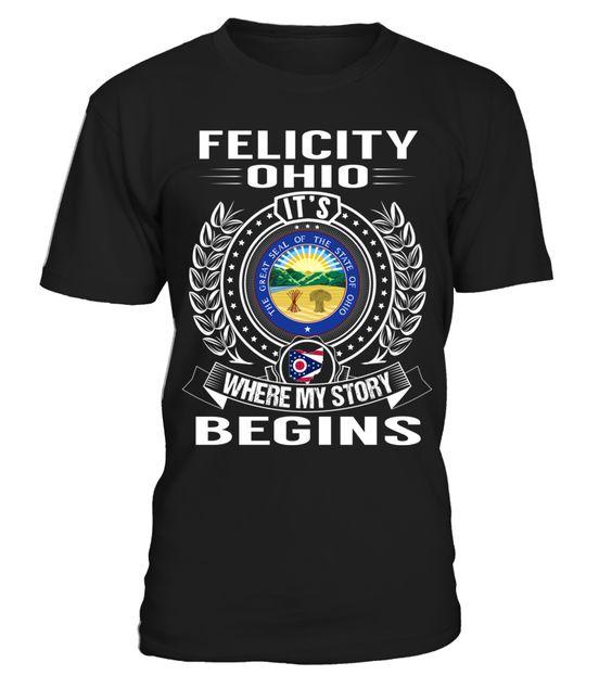 Felicity, Ohio - My Story Begins