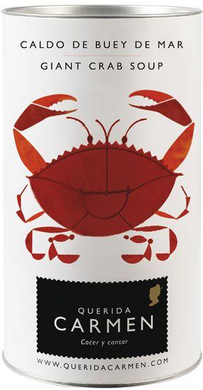 giant crab soup > buy: queridacarmen.com