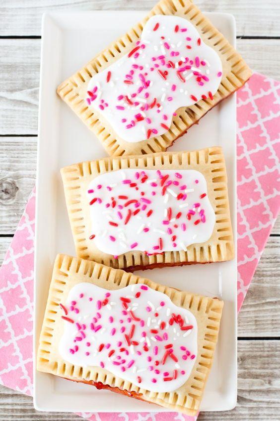 gluten free vegan pop tarts: