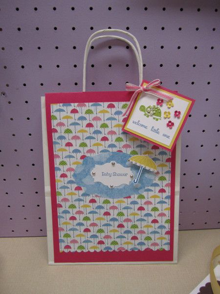 Baby Shower Packaging #2