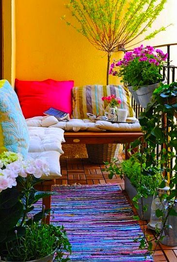 Would love to do this to my balcony