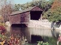 Henry Ford Ackley covered bridge - Bing Images