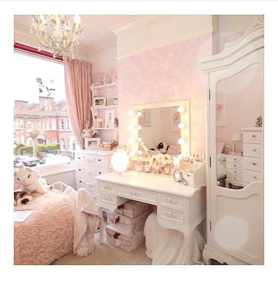 Girly Bedroom Decor Pinterest: Want Freddy's Room Sooo Badly!!!!♡♡♡