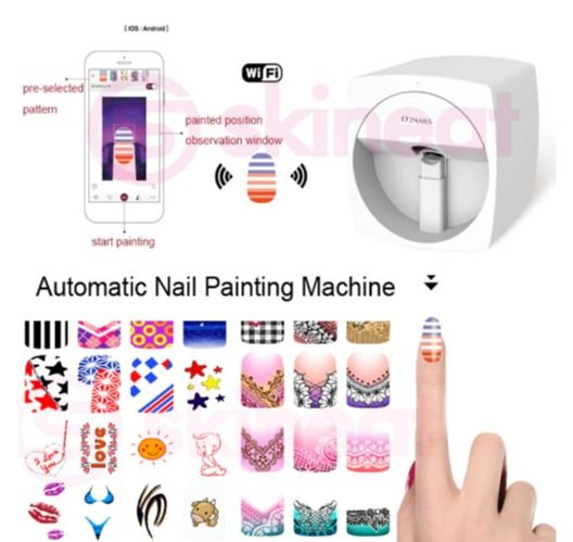 Item Type Nail Art Equipment Commodity Quality Certification 3c