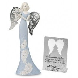 sympathy funeral specialty items elegant angel