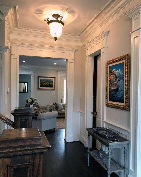 Top 50 Best Interior Door Trim Ideas Casing And Molding Designs Interior Door Trim Moldings And Trim Interior Window Trim