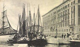 Rijeka- mrtvi kanal