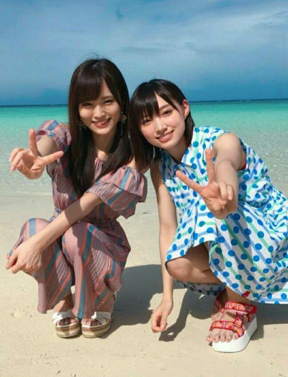 山本彩さんと太田夢莉