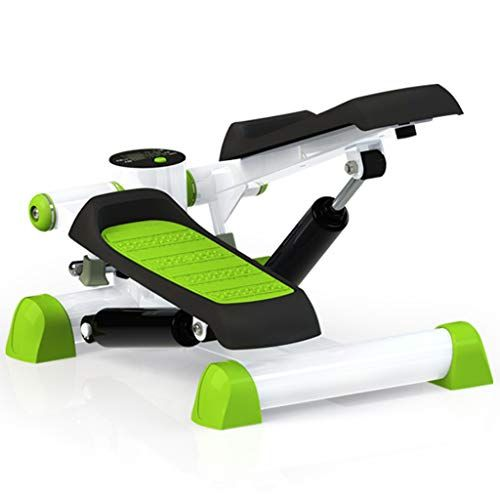 WUHOME Fitness Stair Stepper Stepper Home Mini Hydraulic Mute Mountaineering Pedal Exercise Home Workout Equipment for Full Body Workout Multi-Function Fitness