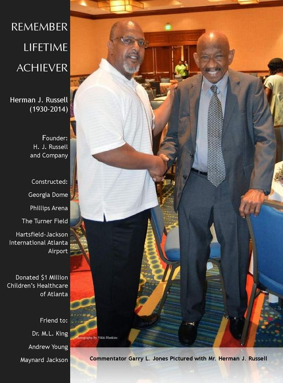 Mr. Herman J. Russell - A Business Legend! #ClippedOnIssuu from VMH Magazine - December/January 2015