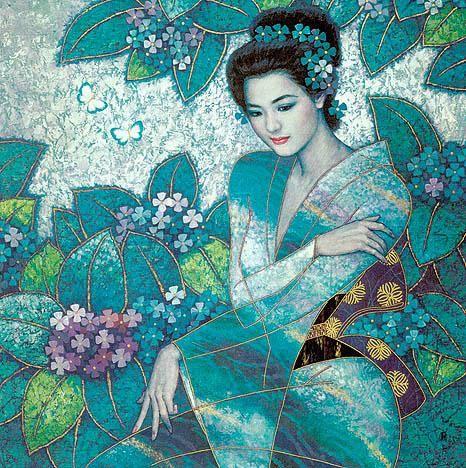 Master Of Art: Wonderful Sensual Art By Karl Bang