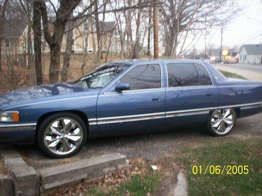 Cadillac Sedan Deville 1994 Google Search Caddie Pimping Ideas