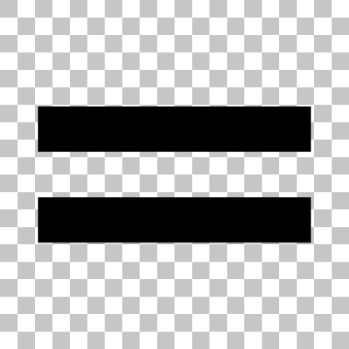 Equal To Png Image With Transparent Background Png Images Stock Images Free Transparent Background
