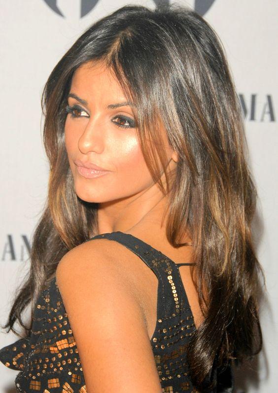Monica Cruz | Long Hair Styles | Pinterest | Colors, Hair ... - photo#18