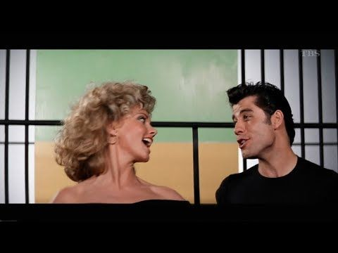 Olivia Newton John John Travolta Grease 1978 Youtube Sandy John Just Doesn T Work Bwhahahah In 2020 John Travolta Olivia Newton John Olivia Newton John Grease