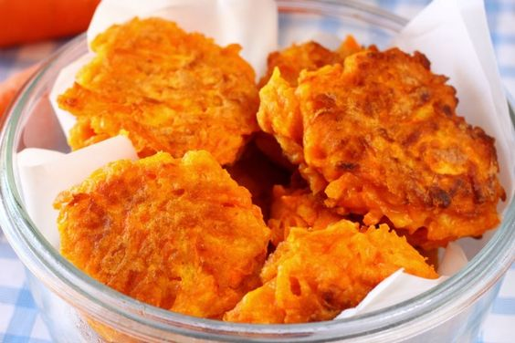 Savory Curried-Coriander Pumpkin Latkes