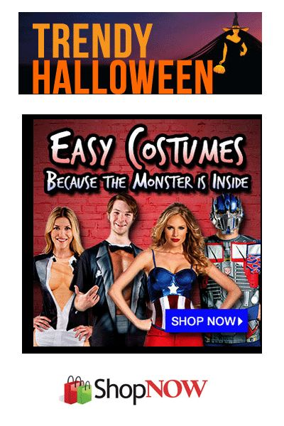 Trendy Halloween Coupon: Get more Deals at Trendy Halloween!