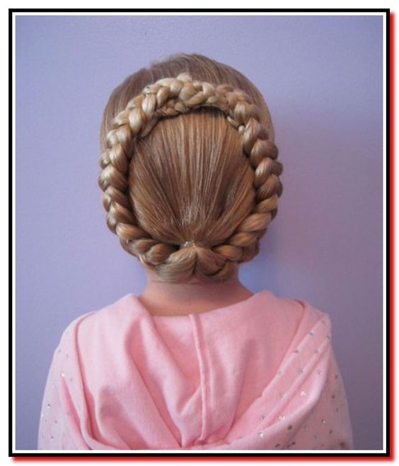 Pleasing Hairstyles For Girls Braided Hairstyles And Kid Hair On Pinterest Short Hairstyles Gunalazisus