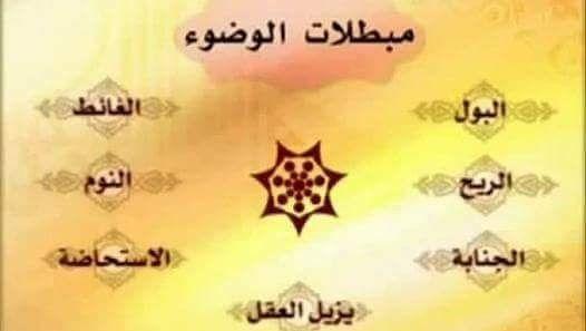 تعرف على معنى ومفسدات الوضوء Art Calligraphy Arabic Calligraphy