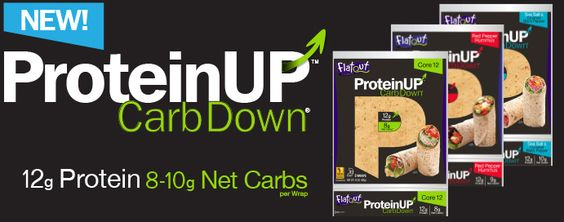 Protein Up « Flatout Bread – Better Than Sliced Bread