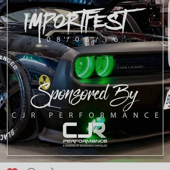#cjrperformance ##cjroutlaws #mopartoystore  Just 5 days away